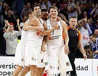 2017.12.14 EuroLeague Real Madrid Baloncesto VS FC Barcelona