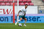 Leonardo Bittencourt  (Werder Bremen #10)<br /> <br /> <br /> Sport: nphgm001: Fussball: 1. Bundesliga: Saison 19/20: 33. Spieltag: 1. FSV Mainz 05 vs SV Werder Bremen 20.06.2020<br /> <br /> Foto: gumzmedia/nordphoto/POOL <br /> <br /> DFL regulations prohibit any use of photographs as image sequences and/or quasi-video.<br /> EDITORIAL USE ONLY<br /> National and international News-Agencies OUT.
