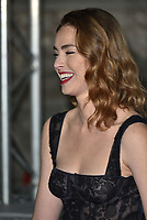 Freya Mavor<br /> The EE British Academy Film Awards 2019 held at The Royal Albert Hall, London, England, UK on February 10, 2019.<br /> CAP/PL<br /> ©Phil Loftus/Capital Pictures