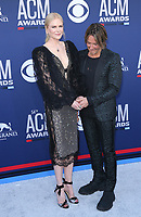 07 April 2019 - Las Vegas, NV - Nicole Kidman, Keith Urban. 2019 ACM Awards at MGM Grand Garden Arena, Arrivals. Photo Credit: mjt/AdMedia