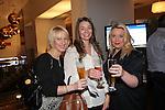Cardiff, WALES - November 22:.Otley Brewery event at the Radisson Blu Hotel.Katie Brandon & Rebecca Richards.22.11.12..©Steve Pope
