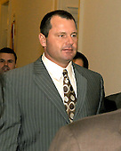 Washington, DC - February 12, 2008 -- Former New York Yankee pitcher Roger Clemens  makes the rounds of the United States House of Representatives as he meets members of the Government Operations and Reform Committee concerning his alleged use of human growth hormone (HGH) in Washington, D.C. on Tuesday, February 12, 2008.  He is scheduled to testify before the committee on Wednesday, February 13, 2008..Credit: Ron Sachs / CNPWashington, DC - February 12, 2008 -- Former New York Yankee pitcher Roger Clemens  makes the rounds of the United States House of Representatives as he meets members of the Government Operations and Reform Committee concerning his alleged use of human growth hormone (HGH) in Washington, D.C. on Tuesday, February 12, 2008.  He is scheduled to testify before the committee on Wednesday, February 13, 2008..Credit: Ron Sachs / CNP.(RESTRICTION: NO New York or New Jersey Newspapers or newspapers within a 75 mile radius of New York City)