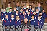 Castleisland Boys NS who was confirmed in St Stephen's and John's Church Castleisland on Wednesday