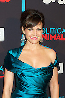 Carla Gugino at the screening of USA Network's 'Political Animals' at the Morgan Library & Museum in New York City. June 25, 2012. © Ronald Smits/MediaPunch Inc. *NORTEPHOTO* **SOLO*VENTA*EN*MEXICO** **CREDITO*OBLIGATORIO** **No*Venta*A*Terceros** **No*Sale*So*third** *** No*Se*Permite Hacer Archivo** **No*Sale*So*third** *Para*más*información:*email*NortePhoto@gmail.com*web*NortePhoto.com*