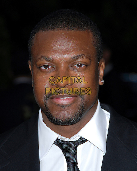 CHRIS TUCKER.Attends The Chrysalis' Fifth Annual Butterfly Ball held at The Italian Villa of Carla and Fred Sands in Bel Air, Los Angeles, California, USA, June 10th 2006..portrait headshot.Ref: DVS.www.capitalpictures.com.sales@capitalpictures.com.©Debbie VanStory/Capital Pictures
