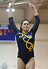 Gillian Murphy of Massapequa performs on the balance beam during a Nassau County varsity gymnastics meet against host Long Beach High School in Lido Beach on Thursday, Jan. 11, 2018. She scored a meet-high 9.35 in the event and won the all-around with a 35.30. Massapequa won the meet by a score of 166.30-152.20.