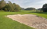 VELSEN - Hole E4 van Openbare golfbaan Spaarnwouden. Cpyright KOEN SUYK