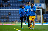 Preston North End's Scott Sinclair warms up<br /> <br /> Photographer Alex Dodd/CameraSport<br /> <br /> The EFL Sky Bet Championship - Blackburn Rovers v Preston North End - Saturday 11th January 2020 - Ewood Park - Blackburn<br /> <br /> World Copyright © 2020 CameraSport. All rights reserved. 43 Linden Ave. Countesthorpe. Leicester. England. LE8 5PG - Tel: +44 (0) 116 277 4147 - admin@camerasport.com - www.camerasport.com