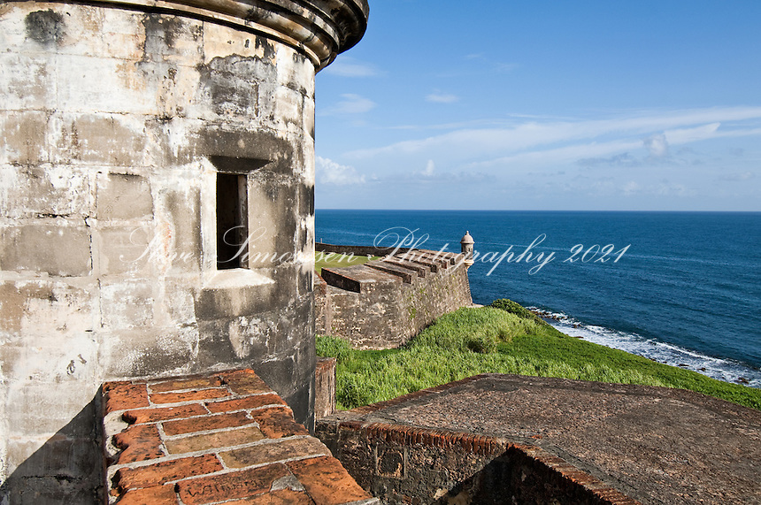Castillo de San Cristobal San Juan National Historic Site National Park Service, Old San Juan Puerto Rico