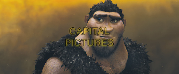 SCENE.in The Croods (2013) .*Filmstill - Editorial Use Only*.CAP/NFS.Supplied by Capital Pictures.
