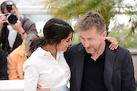 """Leila Bekhti and Tim Roth attending the """"Jury Un Certain Regard"""" Photocall during the 65th annual International Cannes Film Festival in Cannes, France, 19th May 2012...Credit: Timm/face to face /MediaPunch Inc. ***FOR USA ONLY***"""