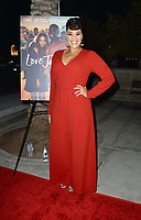 LOS ANGELES, CA- FEB. 08: Tracy Twinkie Byrd at the 2018 Pan African Film & Arts Festival at the Cinemark Baldwin Hills 15 in Los Angeles, California on Feburary 8, 2018 Credit: Koi Sojer/ Snap'N U Photos / Media Punch