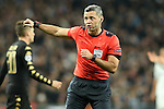 Referee Damir Skomina during Champions League 2016/2017 Round of 16 1st leg match. February 15,2017. (ALTERPHOTOS/Acero)