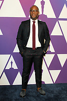 04 February 2019 - Los Angeles, California - Barry Jenkins. 91st Oscars Nominees Luncheon held at the Beverly Hilton in Beverly Hills. <br /> CAP/ADM<br /> &copy;ADM/Capital Pictures