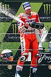 Gran Premi Monster Energy de Catalunya 2017.<br /> Moto GP Race.<br /> Andrea Dovizioso.