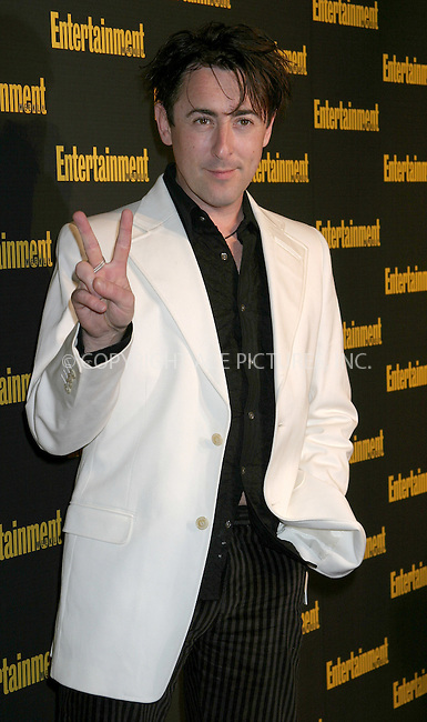 WWW.ACEPIXS.COM . . . . . ....NEW YORK, FEBRUARY 27, 2005....Alan Cumming at Entertainment Weekly's Academy Awards party at Elaine's.....Please byline: ACE009 - ACE PICTURES.. . . . . . ..Ace Pictures, Inc:  ..Philip Vaughan (646) 769-0430..e-mail: info@acepixs.com..web: http://www.acepixs.com