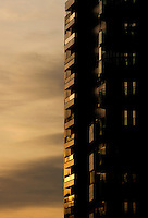 Vistas da cidade a partir da rua Boaventura da Silva entre 14 de Março e Alcindo Cacela no bairro do Umarizal.<br /> Belém, Pará, Brasil.<br /> Foto Paulo Santos<br /> 2013