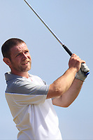 Michael Reid (Galgorm Castle) on the 17th tee during Round 2 - Strokeplay of the North of Ireland Championship at Royal Portrush Golf Club, Portrush, Co. Antrim on Tuesday 10th July 2018.<br /> Picture:  Thos Caffrey / Golffile
