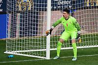 Chester, PA - Sunday December 10, 2017: Nico Corti. Stanford University defeated Indiana University 1-0 in double overtime during the NCAA 2017 Men's College Cup championship match at Talen Energy Stadium.