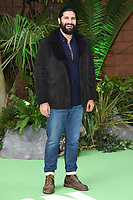 Kayvan Novak at the &quot;Early Man&quot; world premiere at the IMAX, South Bank, London, UK. <br /> 14 January  2018<br /> Picture: Steve Vas/Featureflash/SilverHub 0208 004 5359 sales@silverhubmedia.com