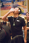 Milk does a body good, but it did not help John Phan, who was out in the first 17 minutes of play on day 4.