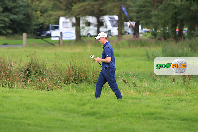 JR Galbraith (AM)(IRL) on the 10th fairway during Round 1 of the Northern Ireland Open at Galgorm Castle Golf Club, Ballymena Co. Antrim. 10/08/2017<br /> Picture: Golffile | Thos Caffrey<br /> <br /> <br /> All photo usage must carry mandatory copyright credit     (&copy; Golffile | Thos Caffrey)