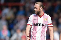 Jack King of Stevenage during Stevenage vs Cambridge United, Sky Bet EFL League 2 Football at the Lamex Stadium on 14th April 2018