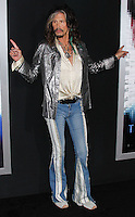 "WESTWOOD, LOS ANGELES, CA, USA - APRIL 10: Steven Tyler at the Los Angeles Premiere Of Warner Bros. Pictures And Alcon Entertainment's ""Transcendence"" held at Regency Village Theatre on April 10, 2014 in Westwood, Los Angeles, California, United States. (Photo by Xavier Collin/Celebrity Monitor)"