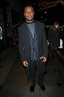 David Oyelowo at the &quot;Les Miserables&quot; BAFTA TV preview, BAFTA, Piccadilly, London, England, UK, on Wednesday 05 December 2018.<br /> CAP/CAN<br /> &copy;CAN/Capital Pictures