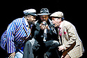 The Fantasticks.With Clive Rowe as Hucklebee,Hadley Fraser as El Gallo,David Burt as Bellomy. opens at The Duchess Theatre on 9/6/10 Credit Geraint Lewis