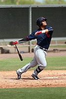 Steven Patterson - Cleveland Indians 2015 extended spring training (Bill Mitchell)