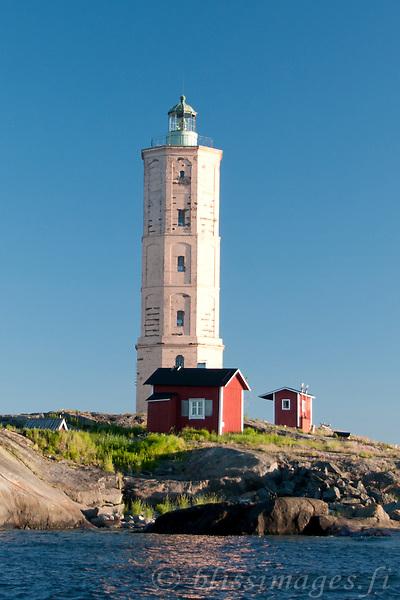 Daytime colours, Söderskär Lighthouse -southern Finland