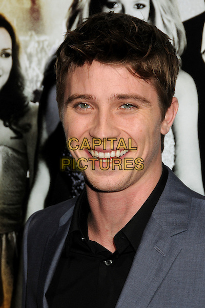 "GARRETT HEDLUND.""Country Strong"" Los Angeles Special Screening held at The Academy of Motion Picture Arts & Sciences, Beverly Hills, California, USA..December 14th, 2010.headshot portrait black grey gray.CAP/ADM/BP.©Byron Purvis/AdMedia/Capital Pictures."