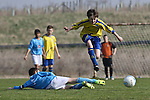 Newton Longville Under 13s v Kempston West End Under 13s - Semi Cup Final Saturday 24th March 2012