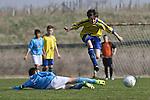 Newton Longville Under 13s v Kempston West End Under 13s - Semi Cup Final Saturday 24th March 2012