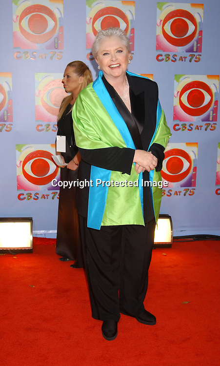..Susan Flannery ..at CBS's 75th Anniversary at The Hammerstein Ballroom in ..New York City on November 2, 2003. Photo by Robin Platzer, Twin Images