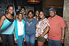 Shenell Edmonds and family attending the Shenell Edmonds Fan Club Dance Party on .August 14, 2011 at HB Burger's Sunken Bar in New York City. Shenell plays Destiny Evans on One Life to Live.