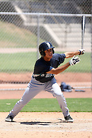 Danny Lopez - AZL Mariners - 2010 Arizona League. .Photo by:  Bill Mitchell/Four Seam Images..