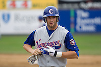 July 22, 2007: Vancouver Canadians' outfielder Shane Keough during a Northwest League game against the Everett AquaSox at Everett Memorial Stadium in Everett, Washington.