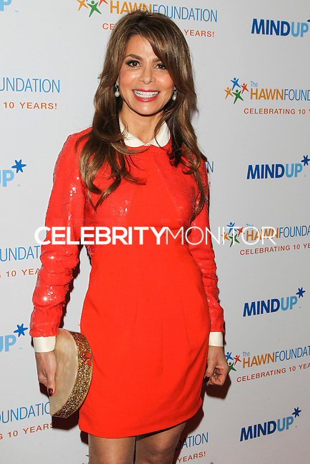 BEVERLY HILLS, CA, USA - NOVEMBER 21: Paula Abdul arrives at Goldie Hawn's Inaugural 'Love In For Kids' Benefiting The Hawn Foundation's MindUp Program held at Ron Burkle's Green Acres Estate on November 21, 2014 in Beverly Hills, California, United States. (Photo by Celebrity Monitor)