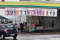 CAMPINAS, SP, 01.08.2018: COMBUSTIVEL-SP - Postos de combustivel tem redução de preço em Campinas, interior de São Paulo, na manhã desta quarta-feira (01). (Foto: Denny Cesare/Codigo19)