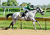 Over Spiced winning at Delaware Park on 9/19/12