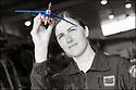 Virginie Guyot,<br /> Pilote &agrave; la Patrouille de France.