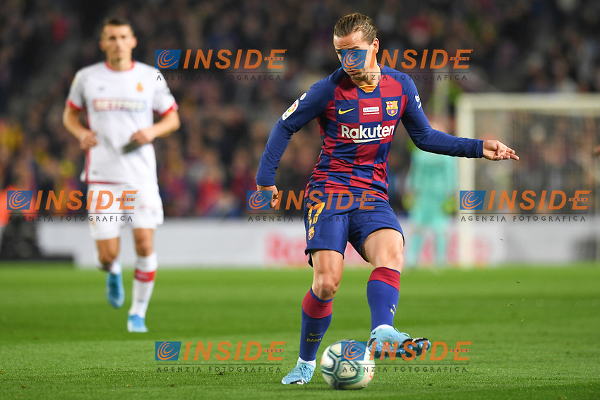 Antoine Griezmann<br /> 07/12/2019 <br /> Barcelona - Maiorca<br /> Calcio La Liga 2019/2020 <br /> Photo Paco Largo Panoramic/insidefoto <br /> ITALY ONLY