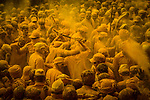 Yellow Powder Festival by Ankit Sharma