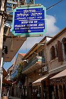 Gerusalemme / Israele.Quartiere Me'a Sherim.Foto Livio Senigalliesi..Jerusalem / Israel.District Me'a Sherim.Photo Livio Senigalliesi