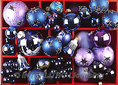 Interlitho-Alberto, CHRISTMAS SYMBOLS, WEIHNACHTEN SYMBOLE, NAVIDAD SÍMBOLOS, photos+++++,balls, blue,KL9021,#XX#
