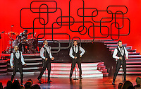 LAS VEGAS, NV - November 25 : Human Nature performs their final show at The Human Nature Theater at Imperial Palace on November 25, 2012 in Las Vegas, Nevada. Human Nature will make a special announcement soon about future performances in Las Vegas. Credit Kabik/ Starlitepics / MediaPunch Inc. /NortePhoto