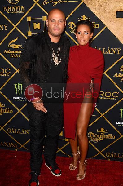 Stephen Belafonte, Mel B.<br /> at the 2016 Maxim Hot 100 Party, Hollywood Palladium, Hollywood, CA 07-30-16<br /> David Edwards/DailyCeleb.com 818-249-4998