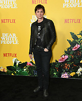 "01 August 2019 - Los Angeles, California - Kimberly Pierce. Netflix's ""Dear White People"" Season 3 Los Angeles Premiere held at TRegal Cinemas LA Live. Photo Credit: Birdie Thompson/AdMedia"
